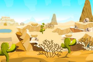 埃及沙漠逃生