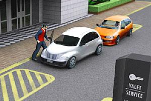 3D代客停车