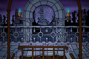 逃出流油的房间9之神庙