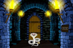 蛇底洞穴逃生