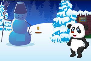 小熊猫圣诞逃生