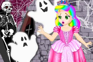 朱丽叶公主逃出幽灵城堡
