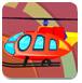 直升机着陆逃生