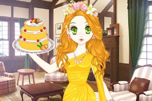 森迪公主的母亲节蛋糕