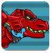暴躁的机械恐龙