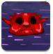 逃离神秘红色洞穴