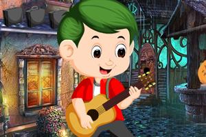 救援吉他男孩