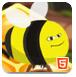 蜜蜂向上跳