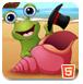 可爱的蜗牛拼图