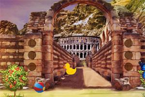 藏宝城堡逃生