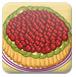 美味樱桃蛋糕