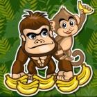 小猴父子历险记H5