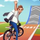 炫技自行车大赛
