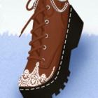 制作时尚马丁靴