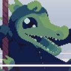 鳄鱼宝宝冒险