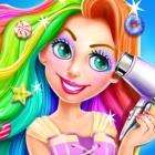 公主的长发
