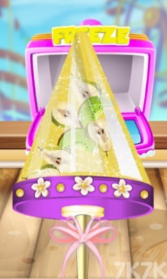 《创意冰激凌》游戏画面4