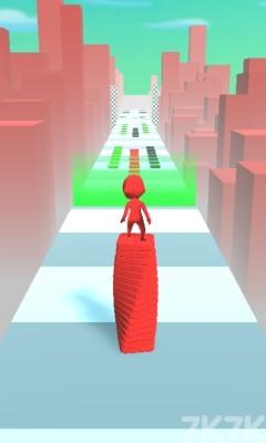 《趣味踩砖块》游戏画面2
