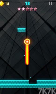 《彩虹跳跳球》游戏画面2