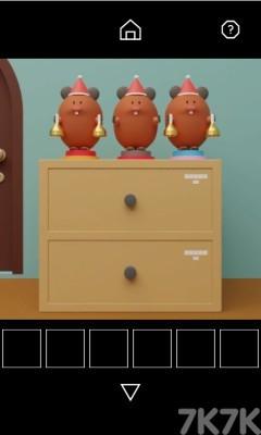 《圣诞密室解谜》游戏画面3