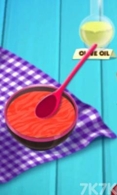 《制作香腸披薩》游戲畫面3