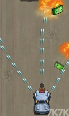 《复仇之路无敌版》游戏画面4