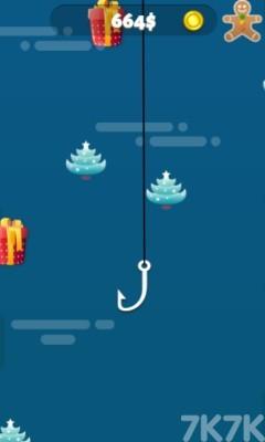 《圣誕釣魚大師》游戲畫面2