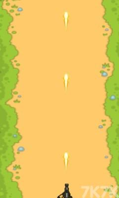 《狂暴的戰士無敵版》游戲畫面1