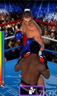 《拳王爭霸》游戲畫面1