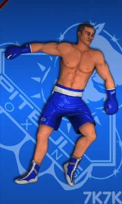 《拳王爭霸》游戲畫面4