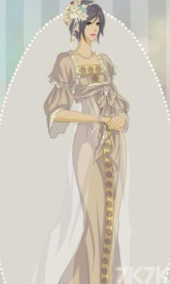《高贵公主装》游戏画面3