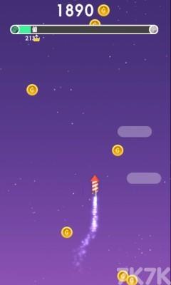 《火箭升天DX》游戏画面3