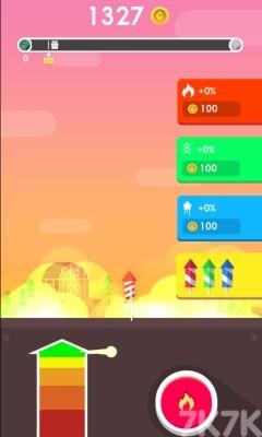 《火箭升天DX》游戏画面1