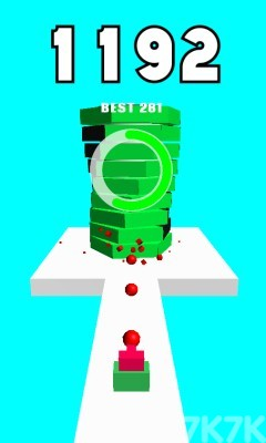 《滚球喷射》游戏画面3