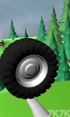 《超级大轮胎》游戏画面4