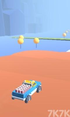 《送货汽车》游戏画面2