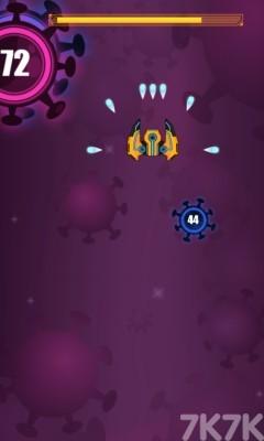 《病毒战机无敌版》游戏画面3