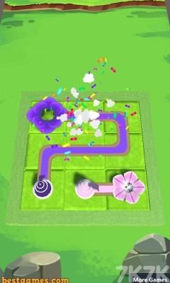 《浇溉花园》游戏画面2