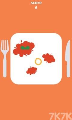 《烹饪茄汁面》游戏画面1