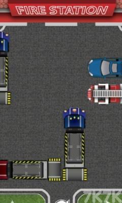 《移动消防车》游戏画面1