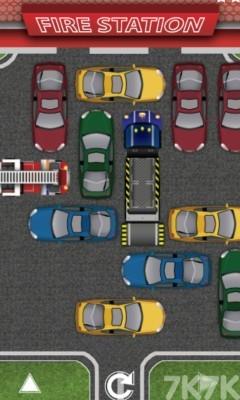 《移动消防车》游戏画面4