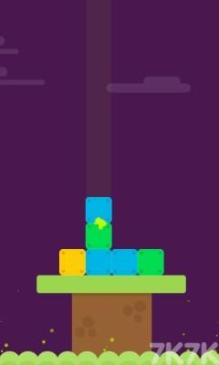 《坠落的方块》游戏画面4