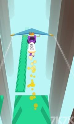 《3D趣味赛跑修改版》游戏画面2