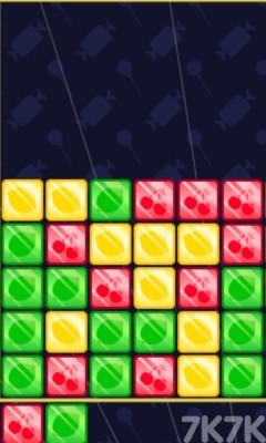 《糖果闪电消消看》游戏画面1