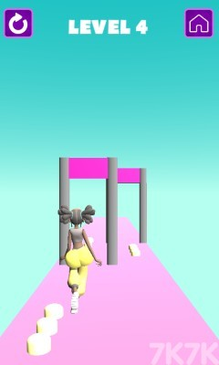 《跑酷我最强》游戏画面4