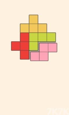 《色彩拼图》游戏画面4