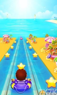 《夏日欢乐滑冰》游戏画面3