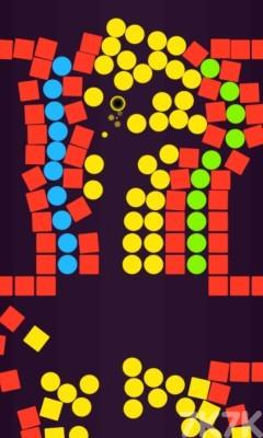 《冲破彩色阵》游戏画面3