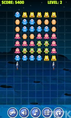 《火箭冲出去》游戏画面4