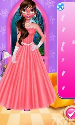 《交际舞服装》游戏画面1